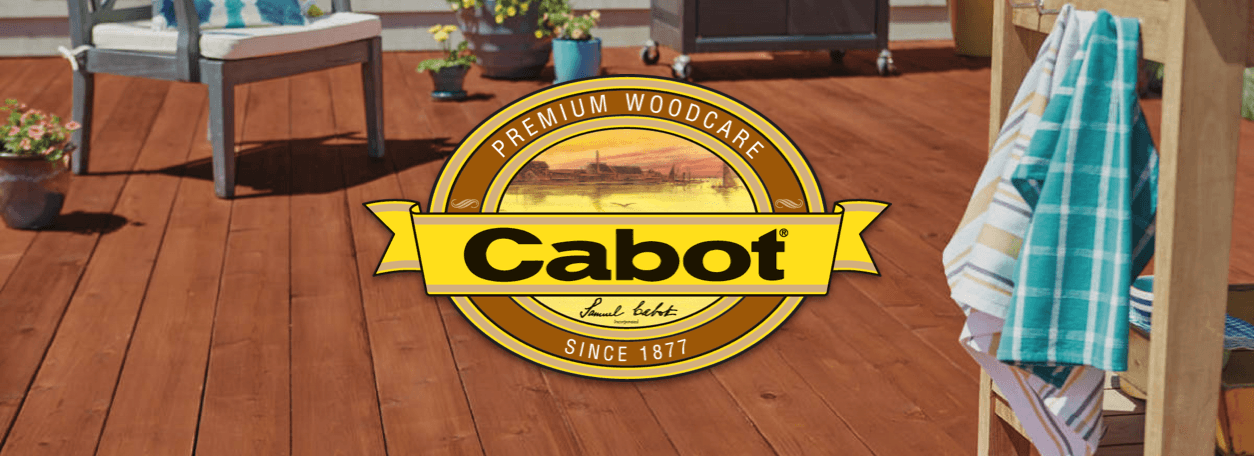 More about Cabot stains at Zoller Hardware