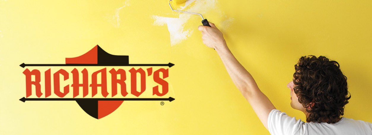 Richards Paint at Zoller Hardware
